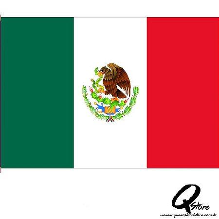 Bandeira Simples - México