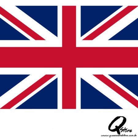 Bandeira Simples Tamanho GG  - Inglaterra