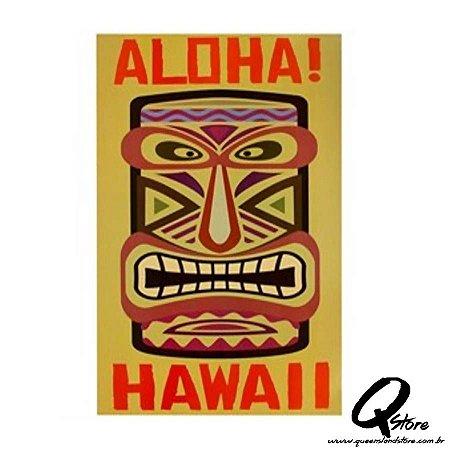 Painel Decorativo Aloha Hawaii