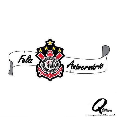 Painel EVA Corinthians -Feliz Aniversário