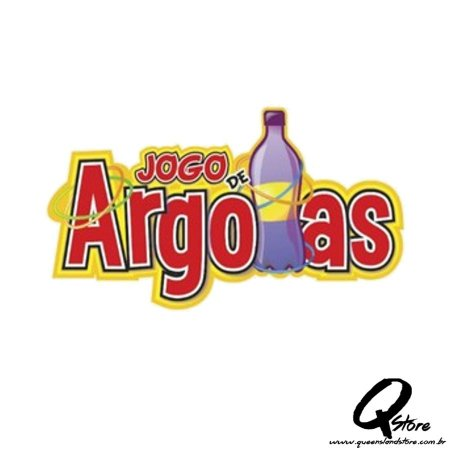 Plaquinha Jogo de Argola  - Festa Junina