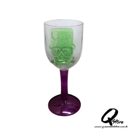 Taça Halloween - Frankenstein