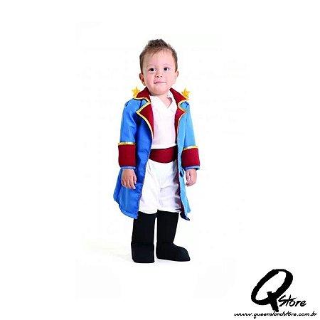 Fantasia O Pequeno Príncipe Bebê P