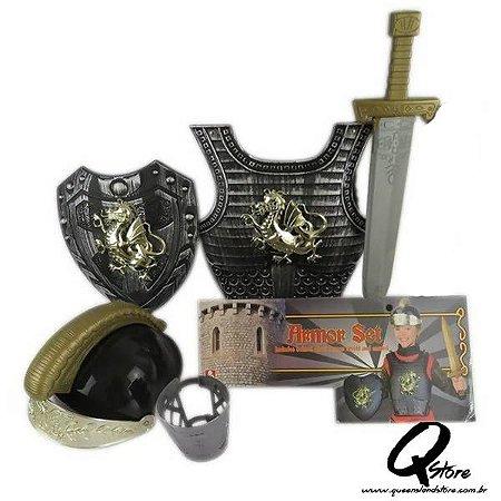 Kit Gladiador-Infantil