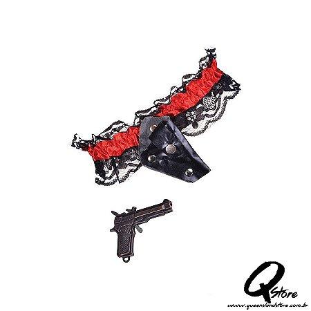 Liga de Perna c/ Mini Arminha - Cancan