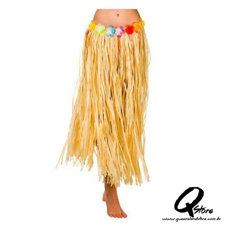 Saia Havaiana Palha Longa