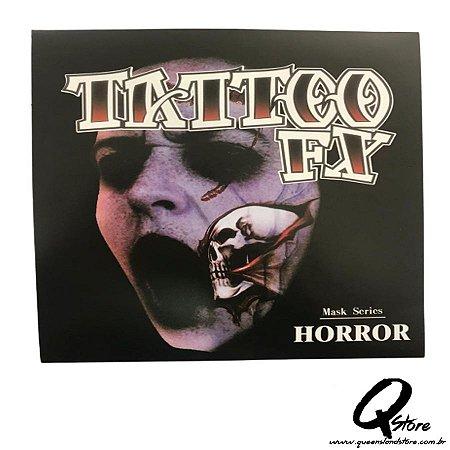 Tattoo Fx - Rosto Horror