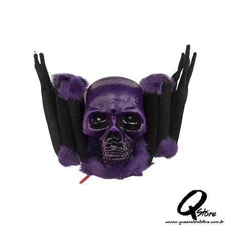 Boneco Aranha c/ Movimento Halloween