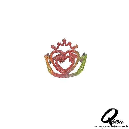 Tiara Princesa Gradiente - Coroa