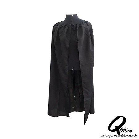 Capa Zorro Luxo - Preta