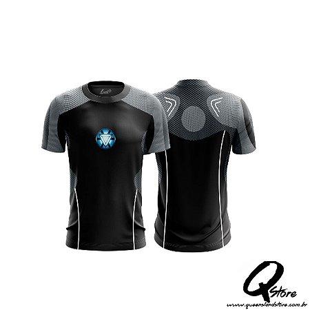 Camisa Personagem - Tony Stark