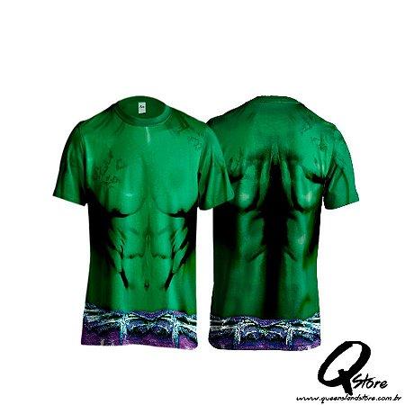 Camisa Personagem - Hulk