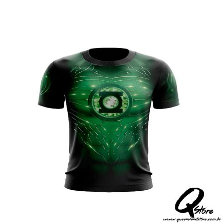 Camisa Personagem - Lanterna Verde