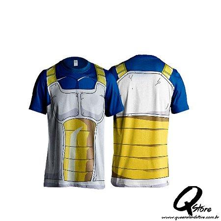 Camisa Personagem - Vegeta