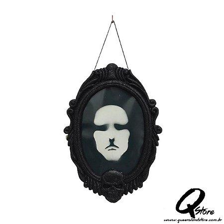 Enfeite Halloween Espelho Espelho Meu   c/ 53 cm Unidade