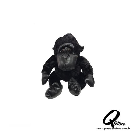 Gorila Pelúcia c/ Musica - 32 cm