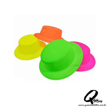 Chapéu Coquinho Plástico  -5 Unidades  Modelos Sortidos