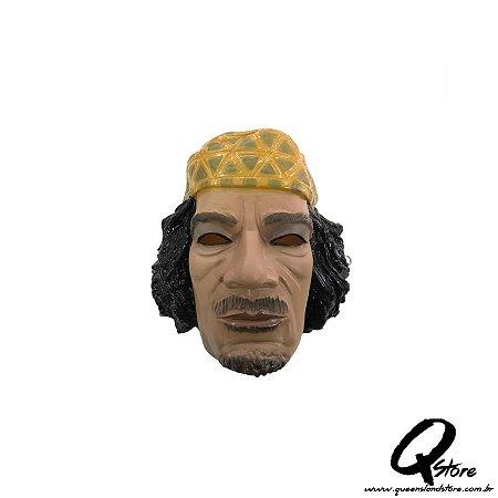 Máscara Plástica Kadafi