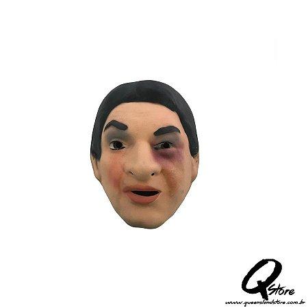 Máscara EVA Roberto Jefferson Olho Roxo