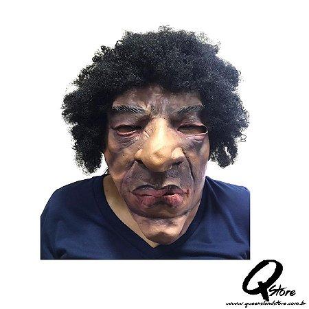 Máscara Black Power - Adulto