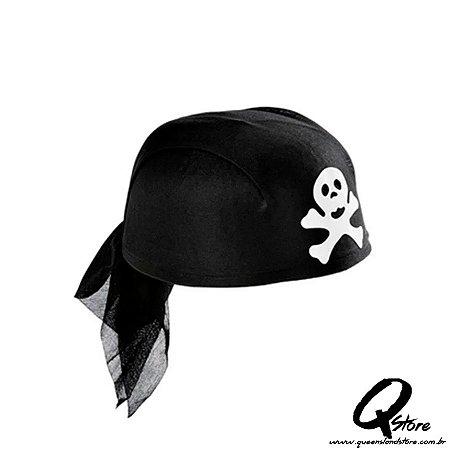 Chapéu Bandana Pirata