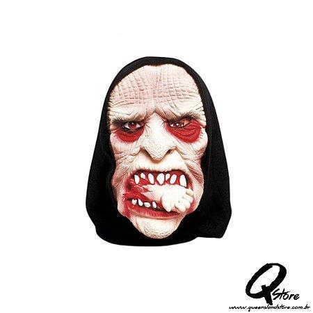 Máscara Bruxa Canibal c/ Capuz  - Spook