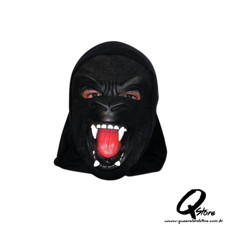 Máscara Gorila c/ Capuz  - Spook