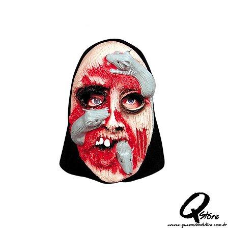 Máscara Rato c/ Capuz  - Spook