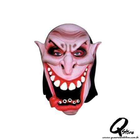 Máscara Queixudo c/ Capuz  - Spook