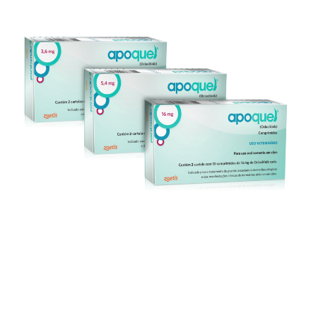 APOQUEL 3,6 MG CX C/ 20 COMP.