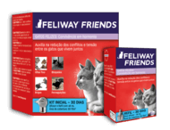 FELIWAY FRIENDS DIFUSOR C/ REFIL 48ML