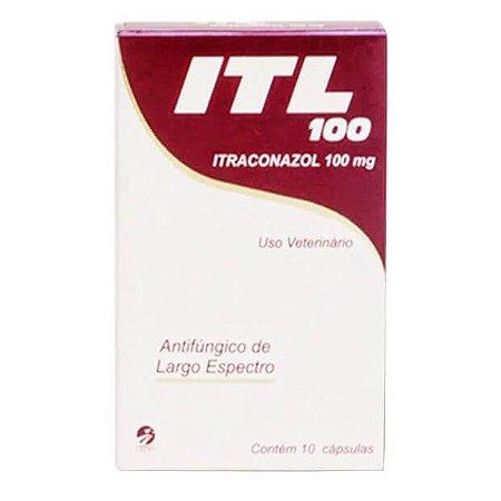 ITL 100MG - ITRACONAZOL