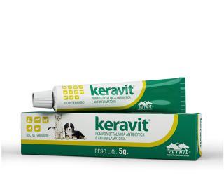 KERAVIT - POMADA OFTALMICA 5G