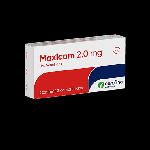MAXICAM 2,0MG 10COMP