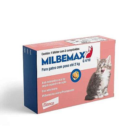 MILBEMAX GATOS ATE 2KG C/2