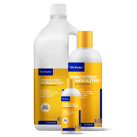 PEROXYDEX SHAMPOO 500ML