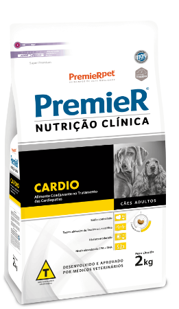 PREMIER NUTRI CLIN CARDIO 2KG