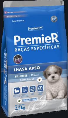 PREMIER LHASA APSO FIL 2,5KG