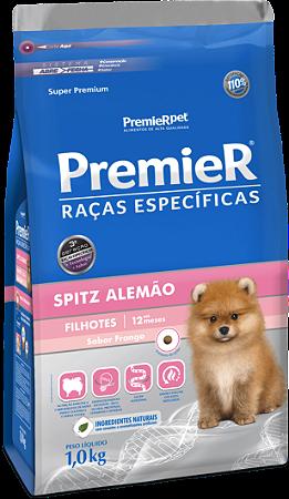 PREMIER SPITZ ALEMÃO FIL 1KG