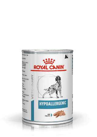 ROYAL CANIN LATA HYPOALLERGENIC 400G