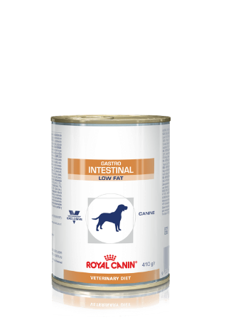 ROYAL CANIN LATA GASTRO INT. LOW FAT 410G