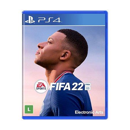 FIFA 22 - PS4 - PRÉ-VENDA