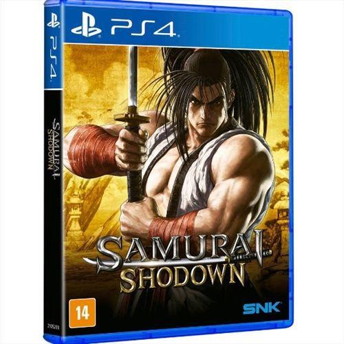 Samurai Shodown Ps4 - LACRADO