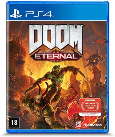 Doom Eternal Ps4 - LACRADO
