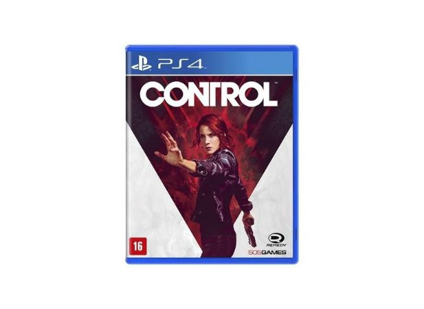 Control PS4 - USADO
