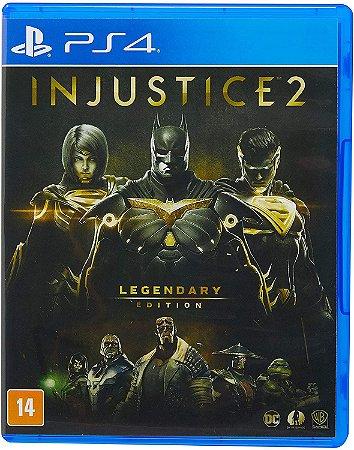Injustice 2 Legendary Edition - Ps4 - LACRADO