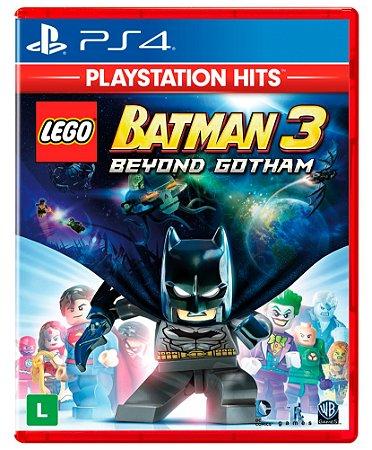 Lego Batman 3 - Ps4 - LACRADO