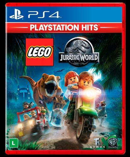 Lego Jurassic World - Ps4 - LACRADO