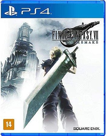 Final Fantasy VII Remake PS4 - LACRADO