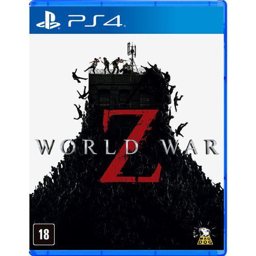 World War Z - Ps4 - USADO